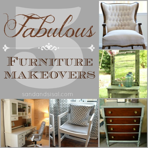 5 Fabulous Furniture Makeovers