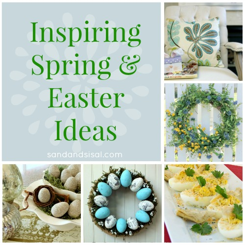 Inspiring Spring & Easter Ideas