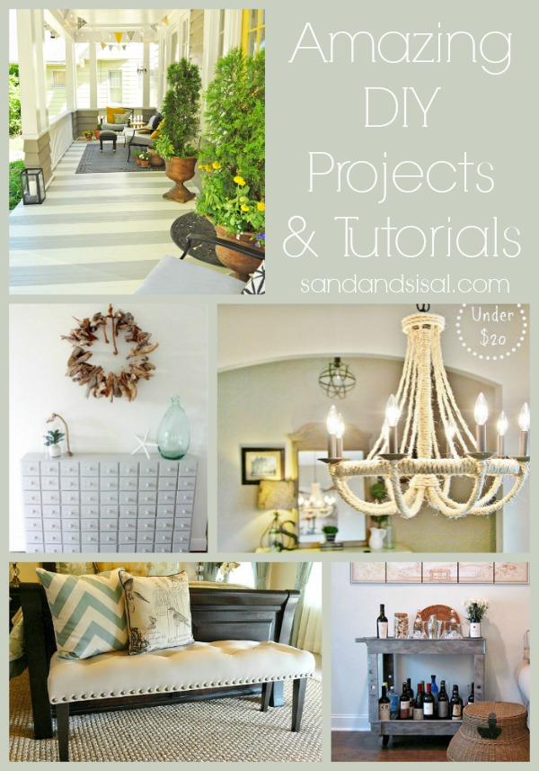 Amazing DIY Projects & Tutorials