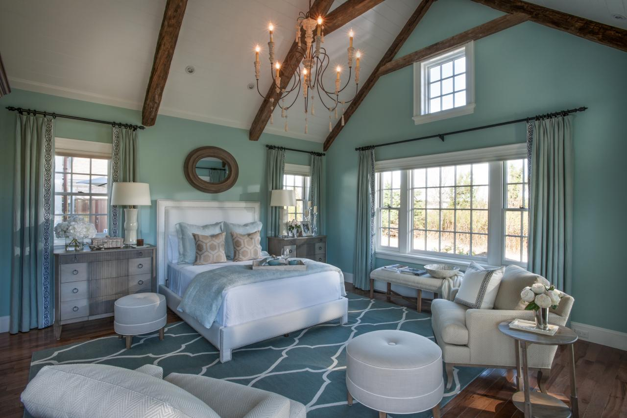 HGTV Dream Home 2015 - Coastal Escape - Sand and Sisal on Dream Master Bedroom  id=98581