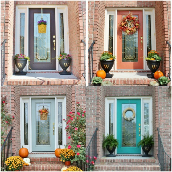 4 Roaches To Stunning Front Door Makeovers Schlage
